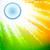 artístico · indio · bandera · vector · diseno · ilustración - foto stock © pinnacleanimates