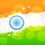 indio · bandera · vector · diseno · mundo · arte - foto stock © pinnacleanimates
