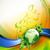 gyönyörű · öko · földgömb · vektor · tavasz · térkép - stock fotó © pinnacleanimates