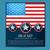 американский · флаг · дизайна · вектора · пространстве · фон · синий - Сток-фото © Pinnacleanimates