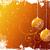 vítreo · árvore · de · natal · abstrato · vetor · natal · férias - foto stock © pinnacleanimates