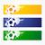 fútbol · establecer · tres · fútbol · diseno · fondo - foto stock © Pinnacleanimates