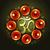 symbol · pozostawia · kwiat · hinduizm · buddyzm - zdjęcia stock © pinnacleanimates