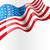 Amerikaanse · vlag · dag · viering · golf · vector · achtergrond - stockfoto © pinnacleanimates