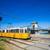 groene · voorstad · trein · Boedapest · straat · brug - stockfoto © pixachi