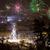 new year fireworks in brasov romania stock photo © pixachi