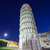 pisa leaning tower at dawn stock photo © pixachi