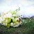 blanche · roses · orchidées · fleurs · beauté - photo stock © pixachi