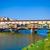 ponte vecchio view over arno river in florence stock photo © pixachi
