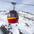 cable car going to kitzsteinhorn peak stock photo © pixachi