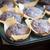 乳房 · チョコレート · ブルーベリー · 白 · デザート · 甘い - ストックフォト © pixachi
