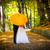wedding · Coppia · piedi · percorso · fiore · uomo - foto d'archivio © pixachi