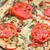 délicieux · fraîches · traditionnel · italien · pain · tomates - photo stock © pixachi