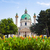 st charless church in vienna stock photo © pixachi