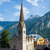 festői · falu · Ausztria · természet · hegy · zöld - stock fotó © pixachi