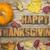 gelukkig · dankzegging · hout · type · geïsoleerd · tekst - stockfoto © pixelsaway