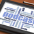 hírek · digitális · tabletta · táblagép · képernyő · munka - stock fotó © pixelsaway