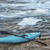 байдарках · овальный · изолированный · белый - Сток-фото © pixelsaway