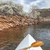 springtime canoe paddling stock photo © pixelsaway