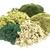 alga · pó · tigela · verde · planta · grão - foto stock © pixelsaway