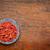 secas · vermelho · textura - foto stock © pixelsaway