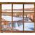 Colorado · preria · streszczenie · krajobraz · zimą · dekoracje - zdjęcia stock © pixelsaway