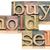 mercado · de · ações · texto · madeira · tipo · palavra · abstrato - foto stock © pixelsaway
