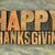 feliz · acción · de · gracias · madera · tipo · tarjeta · de · felicitación · palabra - foto stock © pixelsaway