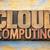 nuvem · da · palavra · computing · tecnologia · negócio · internet - foto stock © pixelsaway