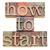 how to start words in wood type stock photo © pixelsaway