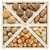 noten · schelpen · witte · textuur · abstract · vruchten - stockfoto © pixelsaway