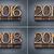 year 2016 2017 2018 and 2019 set stock photo © pixelsaway