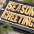 season greetings typography stock photo © pixelsaway
