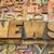 ニュース · 言葉 · 古い · 印刷 · ブロック - ストックフォト © pixelsaway