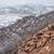 hegyek · tél · tájkép · kunyhó · hegy · erdő - stock fotó © pixelsaway