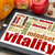 vitaliteit · digitale · tablet · vitaal · energie · collage - stockfoto © pixelsaway