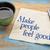 goede · positief · denken · oefening · eten · beter - stockfoto © pixelsaway