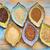 nove · saudável · sem · glúten · marrom · arroz - foto stock © pixelsaway