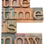 the time is now in wood type stock photo © pixelsaway