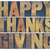 happy thanksgiving greeting card stock photo © pixelsaway