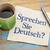 sprechen sie deutsch stock photo © pixelsaway