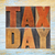 tax day word abstract in vintage wood type stock photo © pixelsaway
