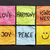 love harmony kindness joy and peace stock photo © pixelsaway
