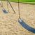 пусто · площадка · цепь · Swing · город · дети - Сток-фото © pixelsaway