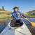 カヌー · コロラド州 · 湖 · 弓 · 貯水池 · 高い - ストックフォト © pixelsaway