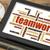 teamwork word cloud stock photo © pixelsaway