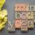 dengelemek · kelime · tip · yalıtılmış · bağbozumu - stok fotoğraf © pixelsaway