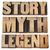 легенда · слово · Vintage · древесины · тип - Сток-фото © pixelsaway