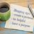 blogging tips on napkin stock photo © pixelsaway