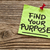 find your purpose reminder stock photo © pixelsaway